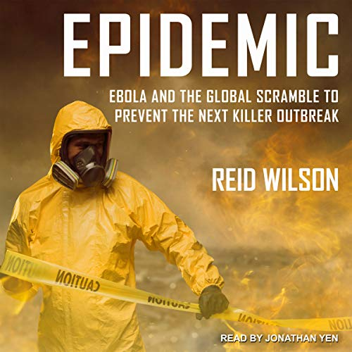 Epidemic audiobook cover art