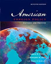Bundle: American Foreign Policy: Pattern and Process, 7th + InfoTrac College Edition