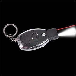 "2.8"" Shocking Car Key With Led Laser (1 per order)"