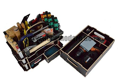 Werkzeugeinsatz für Tanos/Festool T Loc Systainer Größe 5