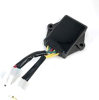 ホンダ 用 レギュレーター VTZ250 VT250FG VT250FH MC15 レクチファイア 純正 タイプ 社外品 熱対策 メンテナンス バイク 部品 修理 交換 パーツ