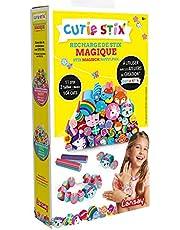 Lansay 33111 Cutie Stix Navulset Magic, Meerkleurig, 12 x 12 x 24 cm