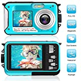 Best Waterproof Cameras - Waterproof Digital Camera Full HD 2.7K 48 MP Review