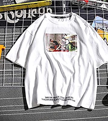 JZX T-Shirt Sommer Lose