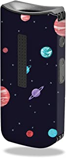 MightySkins Skin Compatible With Davinci IQ Vape - Bright Night Sky | Protective, Durable, and Unique Vinyl Decal wrap cover | Easy To Apply, Remove, and Change Styles | Made in the USA