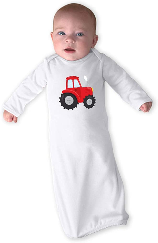 Red Tractor 2 Cash special price Long Sleeve Cotton Gow Sleeping New product Newborn Boys-Girls