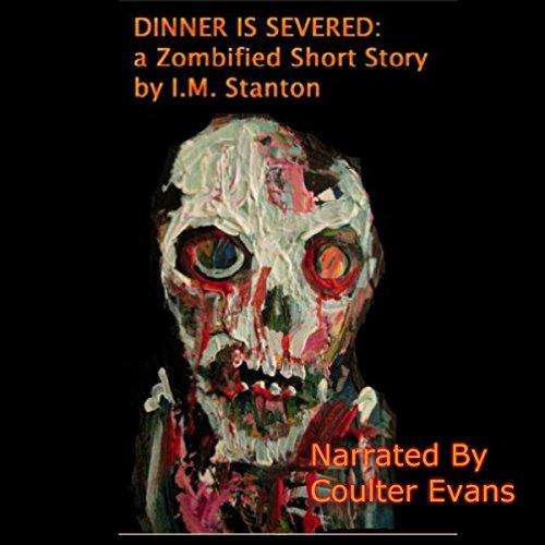 Dinner Is Served audiobook cover art