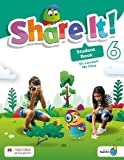 Share It! Level 6 Student Book with Sharebook and Navio App