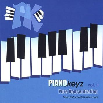Piano Keyz Vol. Ii