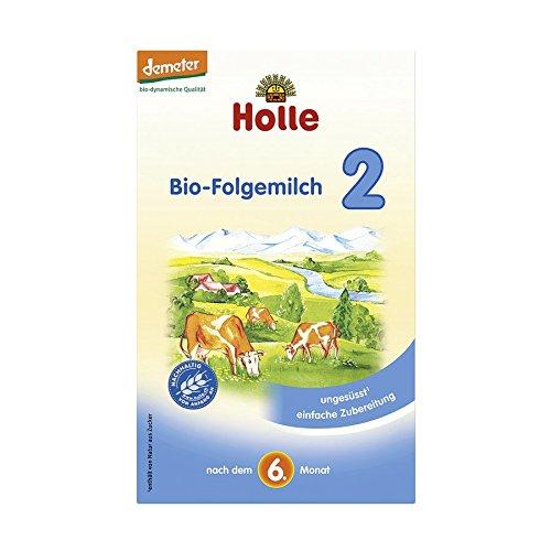 Holle Bio Bio-Folgemilch 2 (8 x 600 gr)