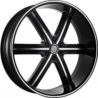 u2 55 wheels black