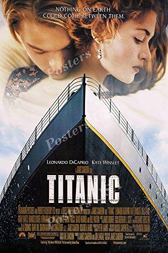 Posters USA - Titanic Movie Poster Glossy Finish - MOV251 (24' x 36' (61cm x 91.5cm))