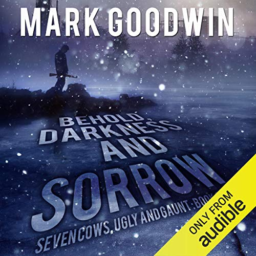 Behold, Darkness and Sorrow audiobook cover art