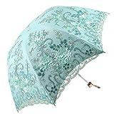 Best Uv Parasols - Honeystore Vintage Lace UV Sun Parasol Folding 3D Review