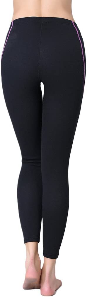 Micosuza Swim Tights Wetsuit Diving Pant 1.5 mm Neoprene for Women
