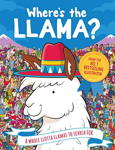 Wheres The Llama Book