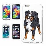 Reifen-Markt Hard Cover - Funda para teléfono móvil Compatible con Samsung Galaxy S3 Mini Perro de montaña cría de Perros de la casa Perros Perrera DE CRIADORES DE