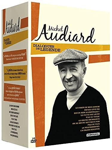 Michel Audiard, dialogues de légende-Coffret 10 DVD