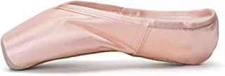 Windlia Profession Pointe Shoes with 3 Different Strength Ballet Dance Pointe Shoes