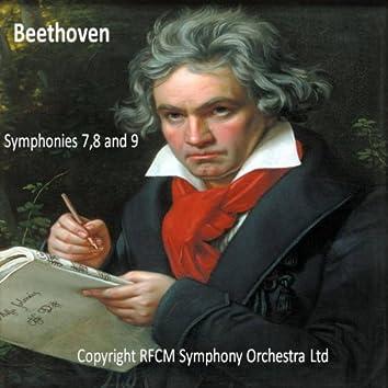 Beethoven Complete Symphonies, Vol. 3