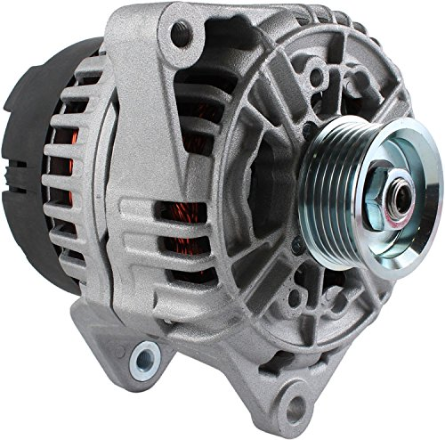 DB Electrical ABO0286 New Alternator for 3  7L 3  7 4  2L 4  2 A8 Audi 97 98 99 00 01 02 03 1997 1998 1999 2000 2001 2002 2003  S8 01 02 03 2001 2002 2003 0-123-520-027 13773B BAL0715X 0-123-520-003