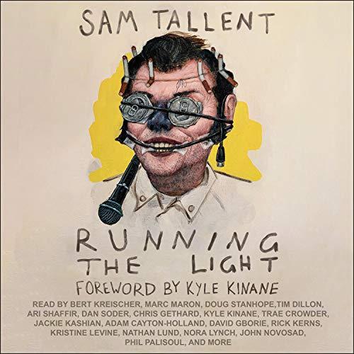 Running the Light cover art