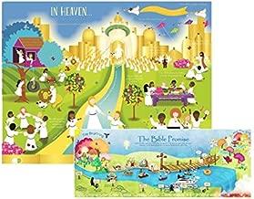 Heaven Poster Set for Kids, Pack of 2