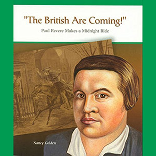 The British Are Coming! audiobook cover art