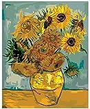 JASIOHCDS Kit de Pintura al óleo DIY por número: Pinturas de Mariposas y niñas con Pinceles 16 x 20 Pulgadas Decoración navideña Decoraciones Regalos (sin Marco) Pintura al óleo Pintada a Mano