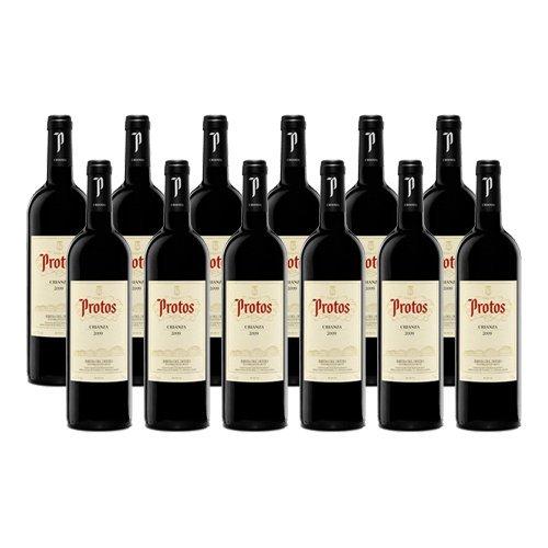 Protos Crianza - Vino Tinto - 12 Botellas