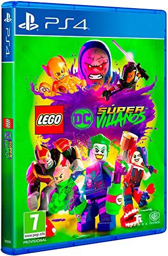 Lego DC Super Villains - PS4 - Deutsche Sprache