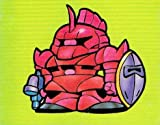 スーパーディフォルメ ガンダムワールド シャア専用 ゲルググ 6 シングルカード