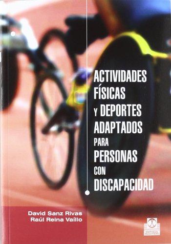 Actividades físicas y deportes adaptados para personas con