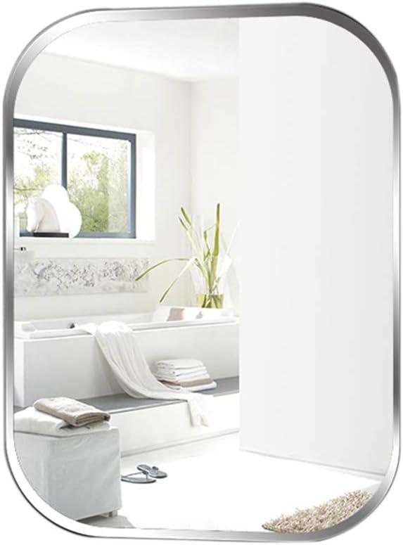 Wall-Mounted Mirrors Trust Lxn Frameless Moder Bathroom Vanity Mirror Gorgeous