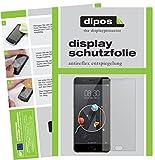 dipos I 6X Schutzfolie matt kompatibel mit ZTE Nubia M2 Lite Folie Bildschirmschutzfolie