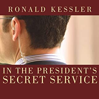 In the President's Secret Service audiobook cover art