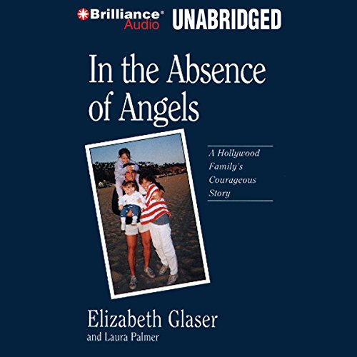 In the Absence of Angels audiobook cover art