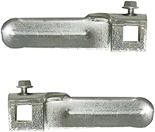 Steel T-Handle Cam - Pair | Locking cam for use with