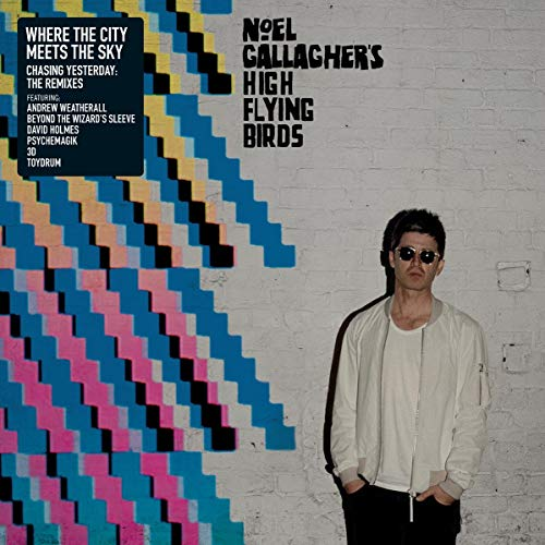 Where The City Meets The Sky: Chasing Yesterday (4 LP)