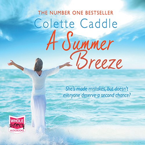 A Summer Breeze audiobook cover art