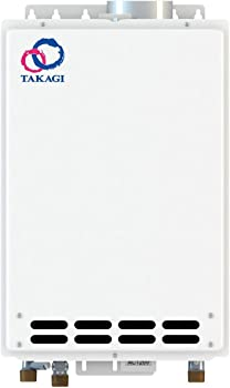 Takagi T-KJr2-IN-LP Low-Maintenance Indoor Tankless Water Heater