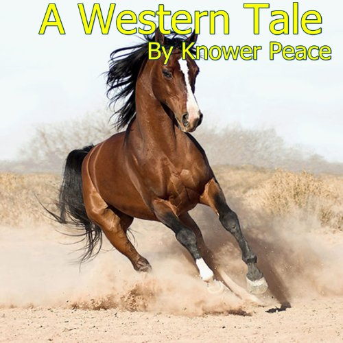 A Western Tale audiobook cover art