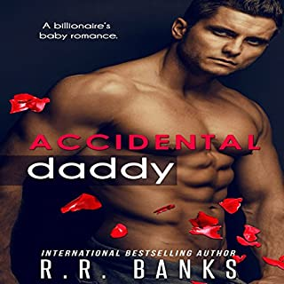 Accidental Daddy audiobook cover art