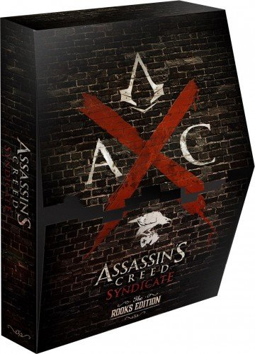 PS4 Assassin's Creed Syndicate: The Rooks Edition PREOWNED