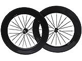 Best Carbon Wheelsets - 3K Carbon Road Bike Clincher Wheelset 88mm 700C Review