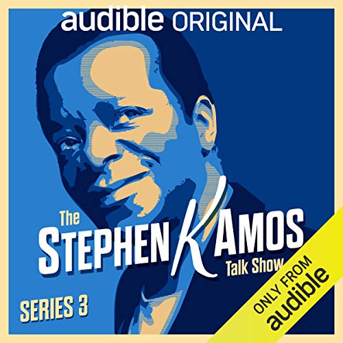 The Stephen K Amos Talk Show (Series 3) cover art
