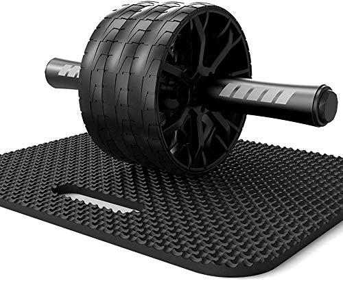 DYB Abdominal Exercise Roller Wheel Fitness Equipment Three Rounds of Mutedominal Musclesdomendomen Health Wheel Men and Women Giant Wheeldominal Exercise