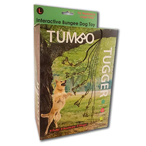 Tumbo Tugger Outdoor Hanging Doggie...