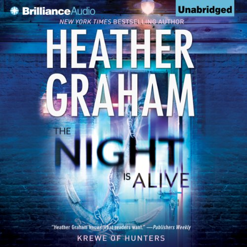 The Night Is Alive audiobook cover art