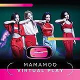 RBW Entertainment MAMAMOO – Álbum de Juegos Virtual MAMAMOO VP + póster Plegable + Juego de Tarjetas de Fotos Extra